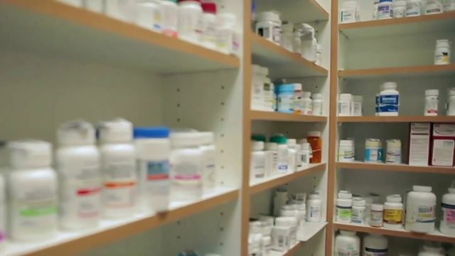 Cost of prescription drugs on rise