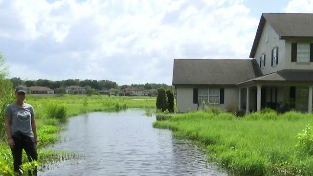 Flooding problems plague West Orange County neighborhood