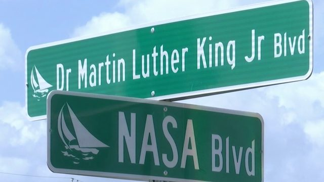 Melbourne hosts ceremony for renaming road Dr. Martin Luther King Jr. Blvd