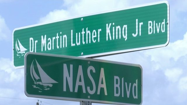 Melbourne road renamed for Martin Luther King Jr.