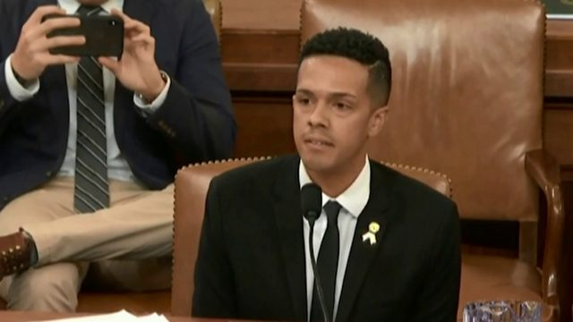 Pulse shooting survivor to Congress: 'My best friends are not a statistic'