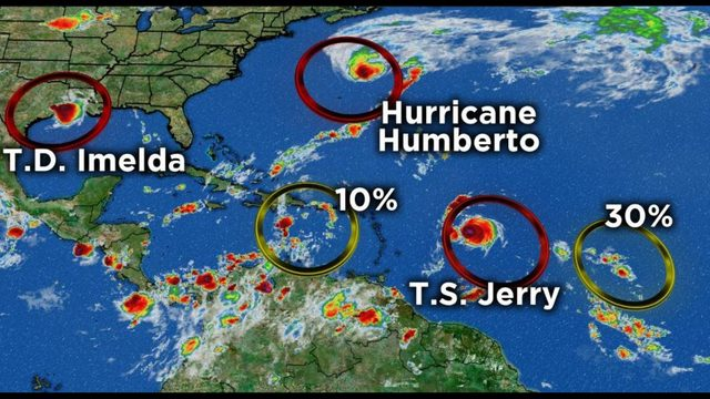 5 systems eyed in the tropics. Here's what it means for Florida