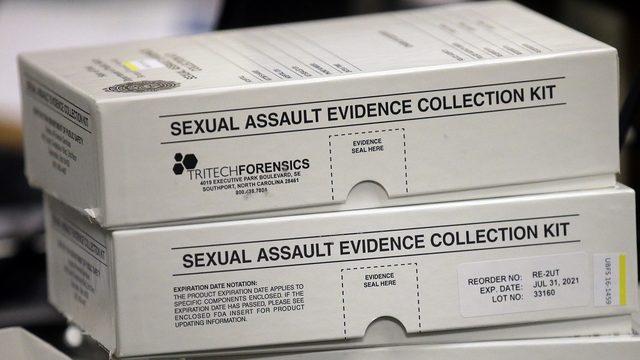 FDLE: 8,000 backlogged rape kits tested in Florida