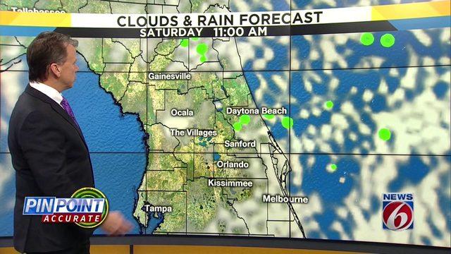 News 6 evening video forecast -- 9/20/19