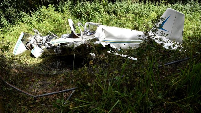 1 seriously injured in small plane crash in Florida