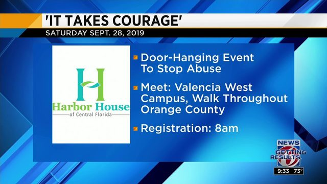 Harbor House of Central Florida spreads awareness about help for…
