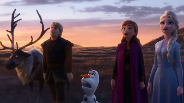Countdown on for 'Frozen 2' with release of second trailer