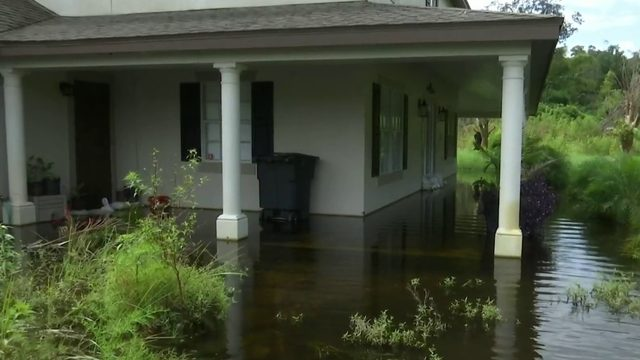 Gotha residents concerned about flooding