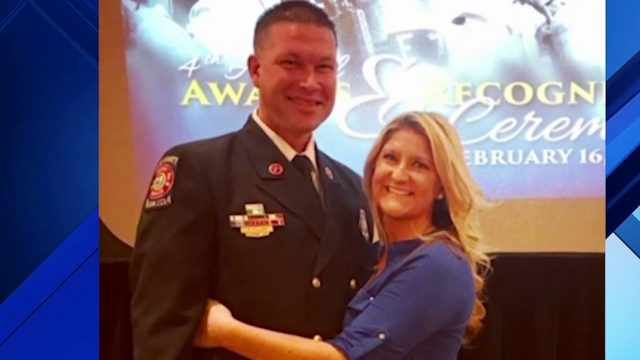 Wife of Lake County EMS chief says he's fighting for his life after…