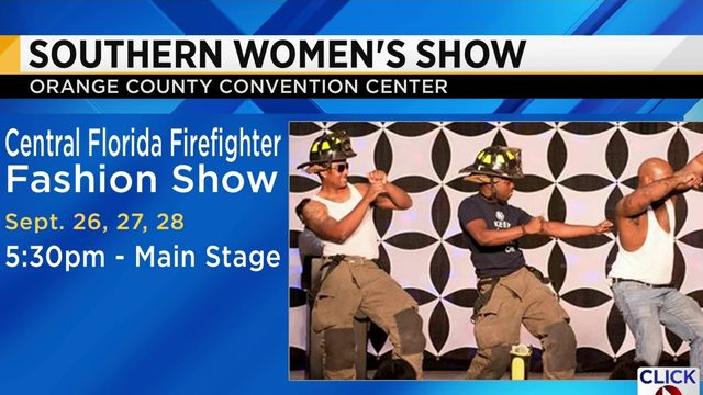 Orange County firefighters to perform at Southern Women's Show