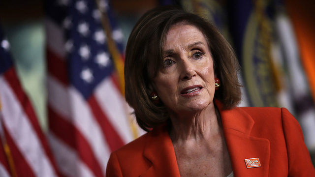 WATCH LIVE: House Speaker Nancy Pelosi expected to announce formal…