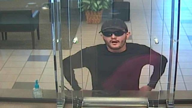 West Melbourne police search for Regions bank robber