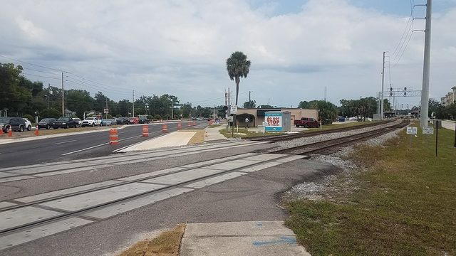 Escape lanes coming to SunRail crossing in Longwood