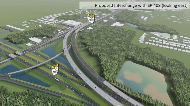 Florida's Turnpike hosts public hearing on proposed Colonial Parkway toll road