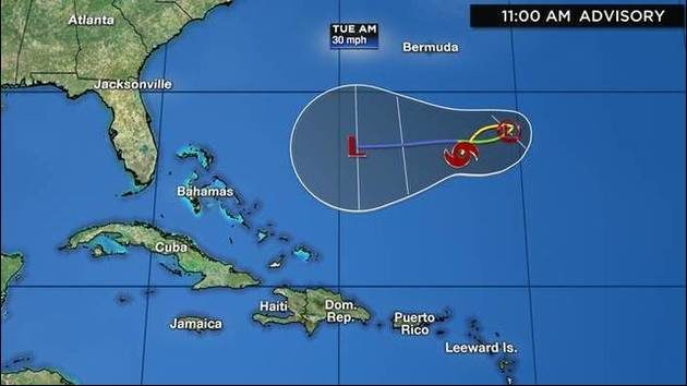 Track, models: Is the end near for Tropical Storm Karen?