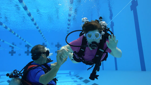 Scuba therapy is changing lives beneath the surface
