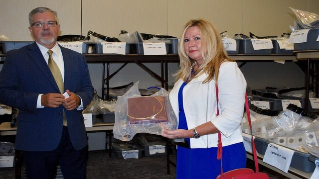 Local teacher reunited with lost heirlooms thanks to News 6 unclaimed…