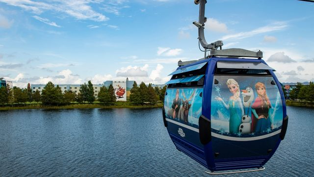 'I think she might have a seizure:' 911 calls released in Disney gondola rescue