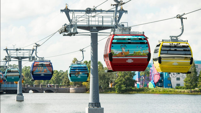 Disney Skyliner set to open Sunday