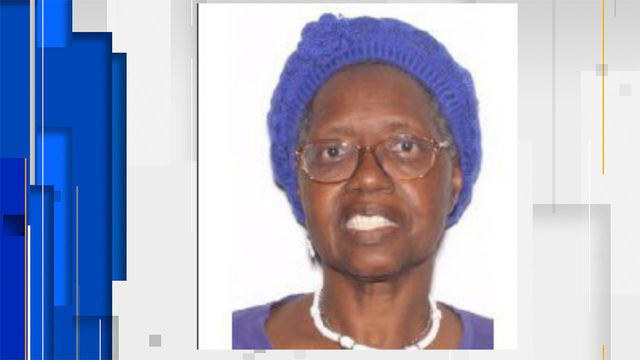 Authorities searching for 71-year-old woman