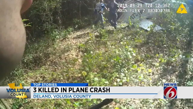 Report: Plane that crashed in DeLand went years without inspection
