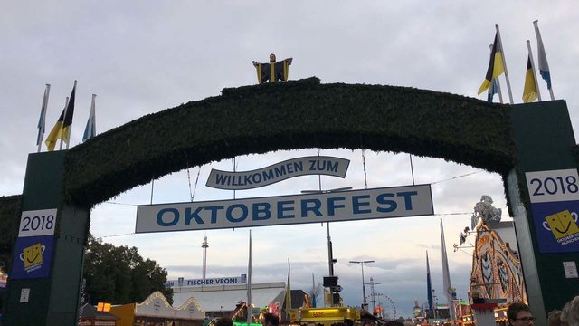 Drink from das boot at these Central Florida Oktoberfest events