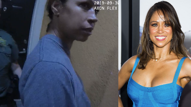 Video: 'Clueless' star Stacey Dash arrested in Florida