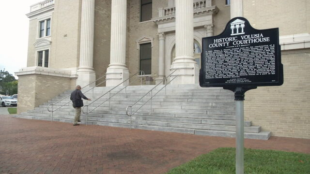 Old Volusia County courthouse home to lots of Central Florida history