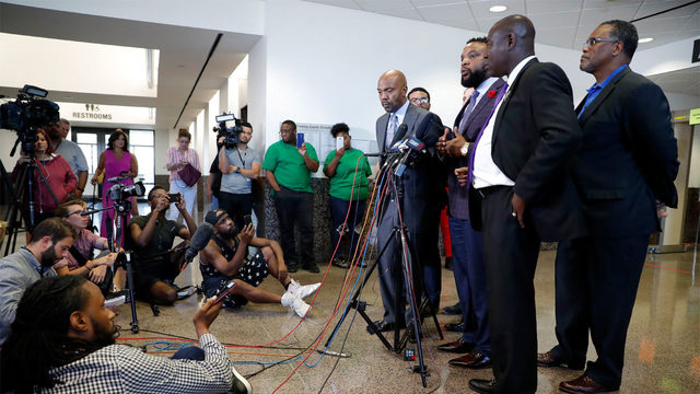 Ex-Dallas cop Amber Guyger gets 10 years for killing Botham Jean in his own home