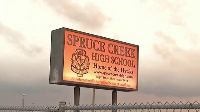 WATCH LIVE: Volusia superintendent discusses Spruce Creek High School intruder