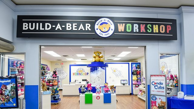 Build-A-Bear Workshop opening at Kissimmee Walmart