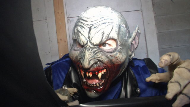 Ocoee's haunted house returns for another year of thrills