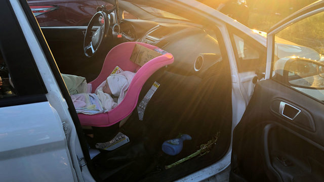 Doll mistaken for baby inside Winter Springs car