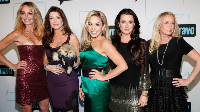 Ranking the 'Real Housewives' franchises from worst to best