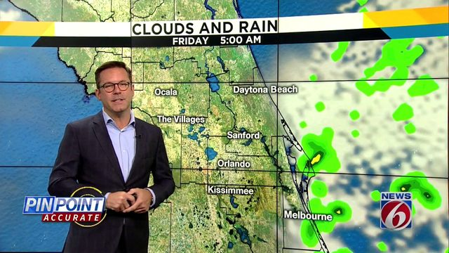 Here's your weekend forecast