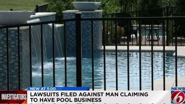 Several Central Floridians swindled out thousands of dollars in pool…