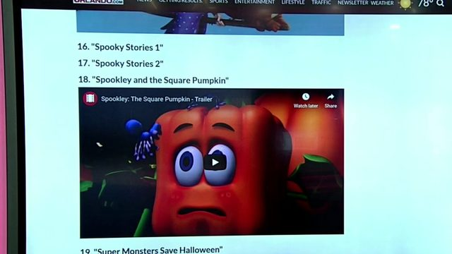 Movies your kids will love for Halloween