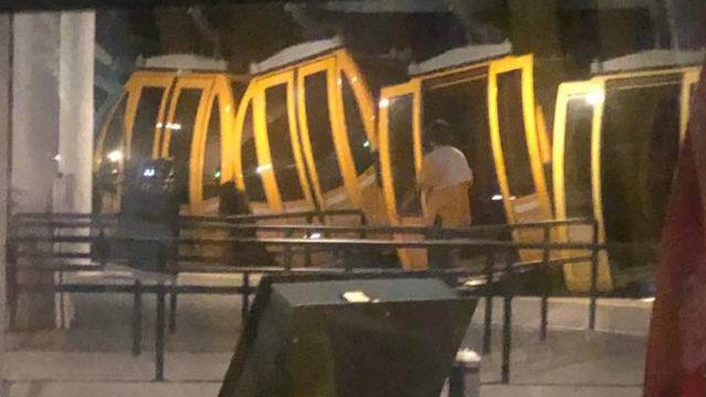 Disney World's new gondolas come to halt, strand passengers for hours