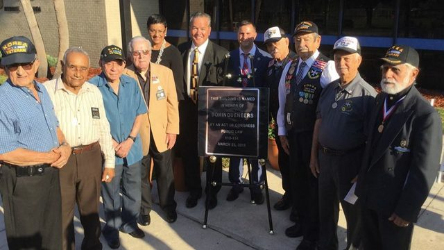 Remembering the Borinqueneers during Hispanic Heritage Month