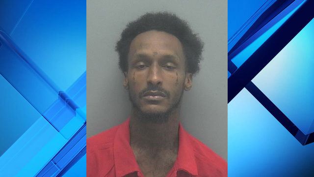 Florida man accused of robbing banks and 7-Eleven in multicounty crime spree