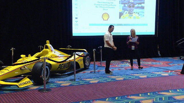What STEM careers and this Indy 500 champion have in common