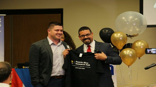 UCF's Puerto Rico Research Hub celebrates first anniversary in time for…