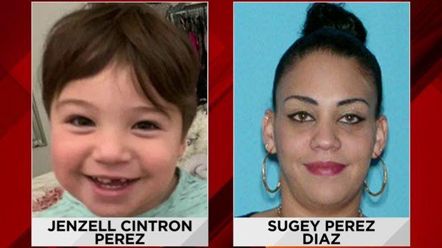 Family: Boy, 2, in Amber Alert taken at gunpoint