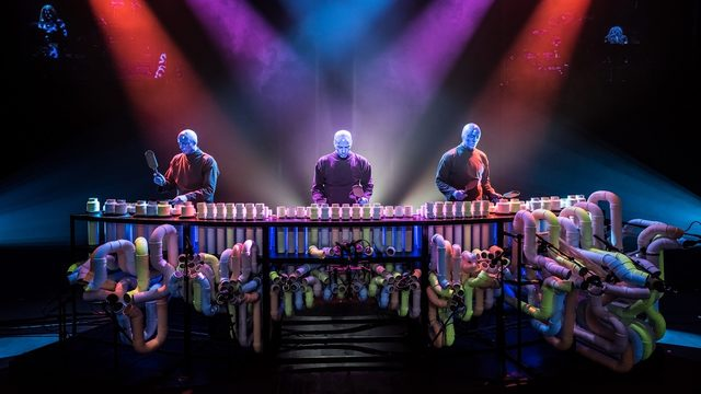 Blue Man Group to headline Immerse 2019 in downtown Orlando