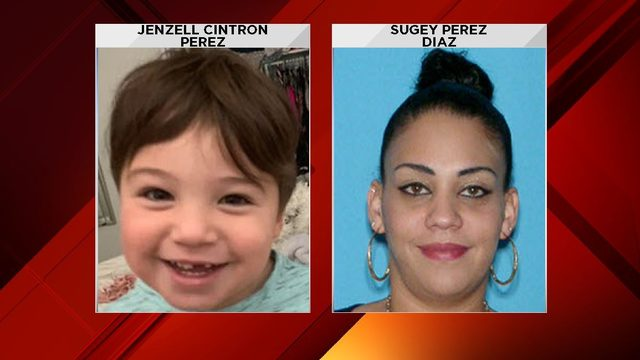 2-year-old Orlando boy in Amber Alert found in DeLand, mother in…