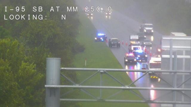 Daytona Beach woman killed in crash on I-95