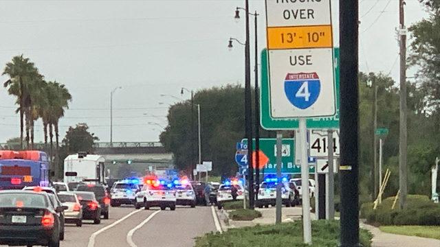 Bank robber steals Seminole deputy's patrol car, leads officers on…