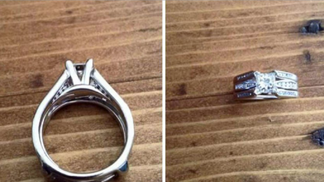 Missing bling: Tourist loses wedding ring in Florida