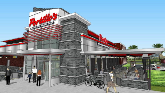 Fans can 'cake shake' down to Lake Buena Vista for new Portillo's location