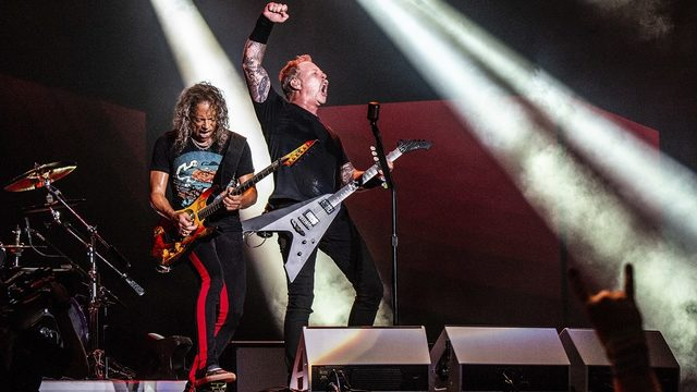 Metallica to headline Welcome to Rockville 2020 in Daytona